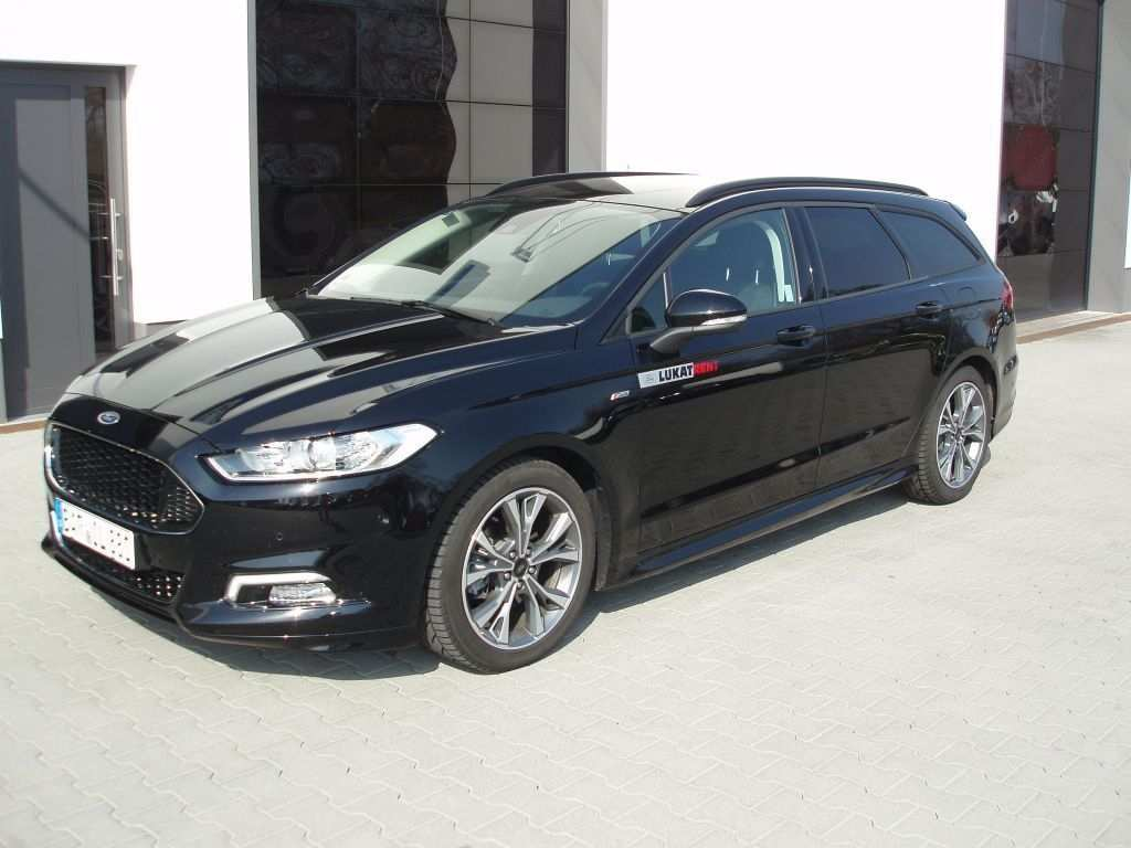 32 The Best 2020 Ford Mondeo Vignale Overview