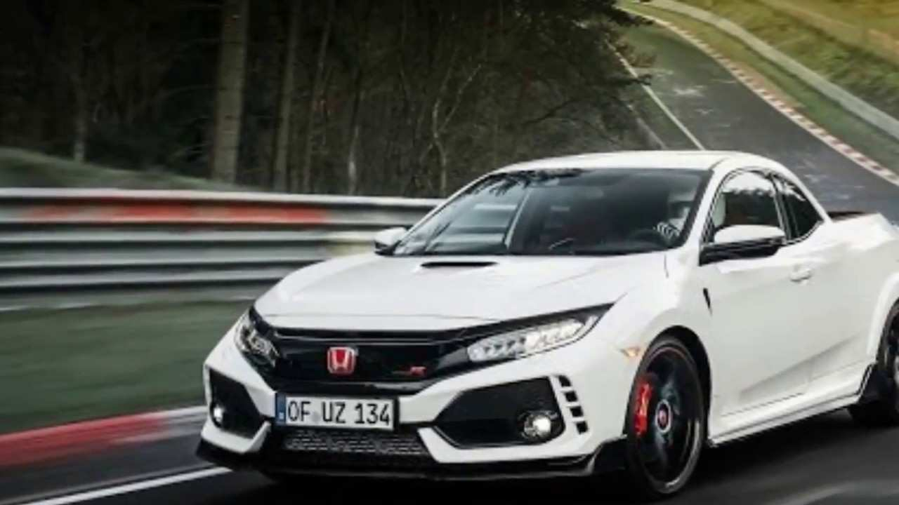 32 The Best 2020 Honda Civic Type R Performance And New Engine