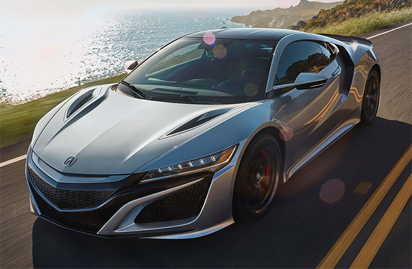 32 The Best 2020 Honda Nsx Redesign and Concept
