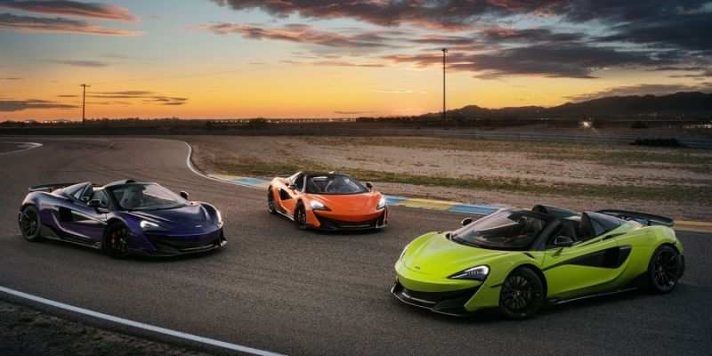 32 The Best 2020 McLaren 570S Coupe Redesign And Review