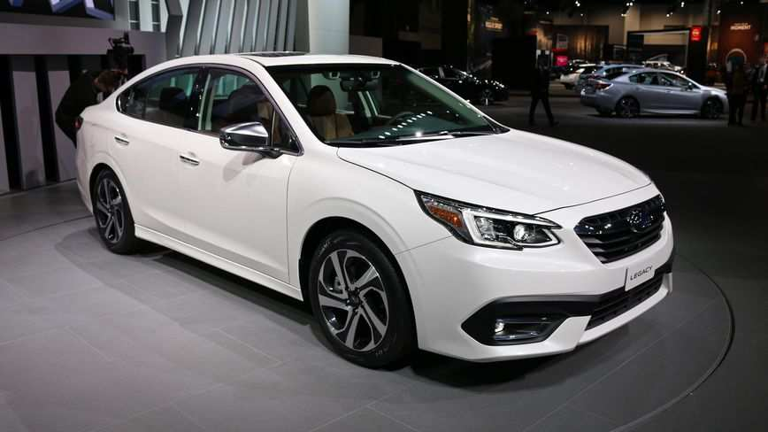 32 The Best 2020 Subaru Legacy Gt New Model And Performance