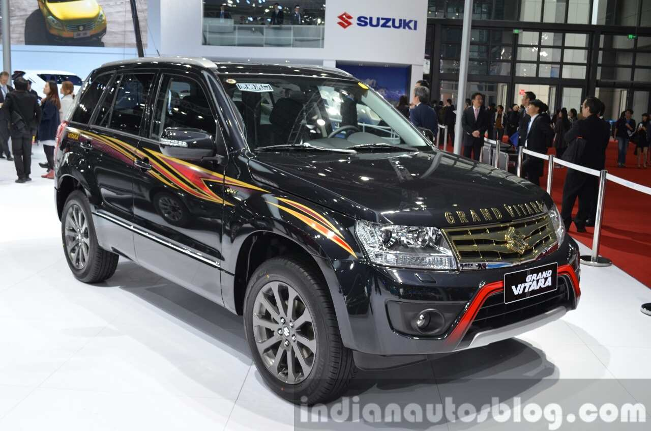 32 The Best 2020 Suzuki Grand Vitara Preview Interior