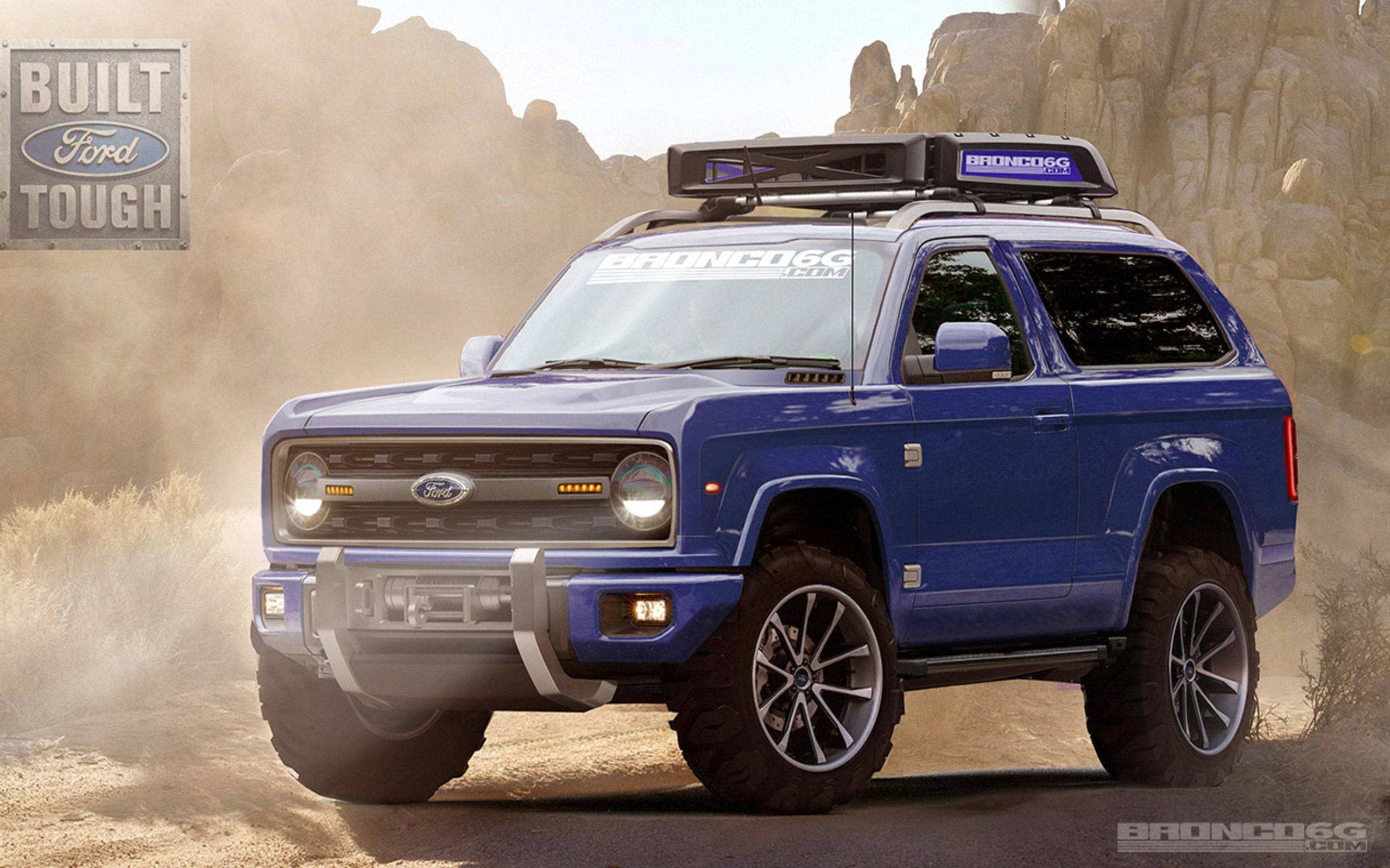 32 The Best Build Your Own 2020 Ford Bronco Release Date And Concept