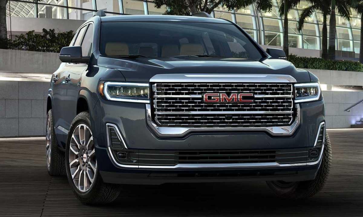 32 The Best GMC New Models 2020 Pictures