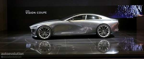 32 The Best Mazda Vision 2020 New Concept