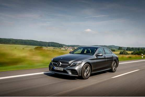 32 The Best Mercedes Benz C Class Facelift 2019 Concept And Review