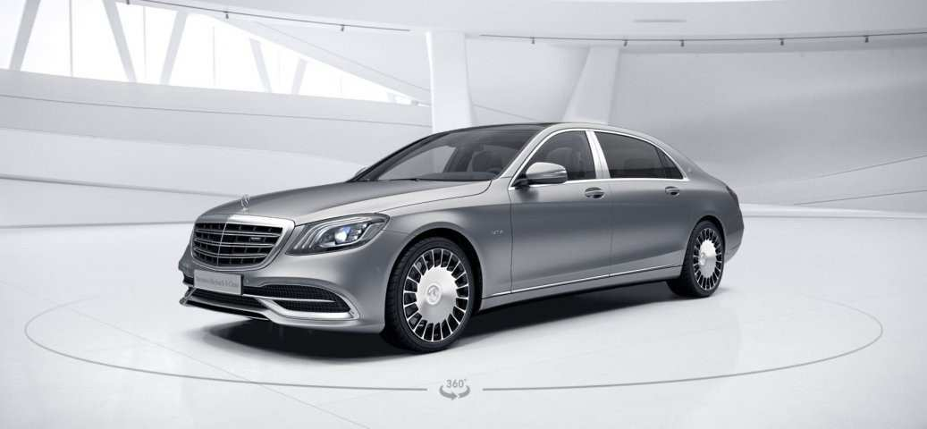 32 The Best Mercedes S650 Maybach 2019 Rumors