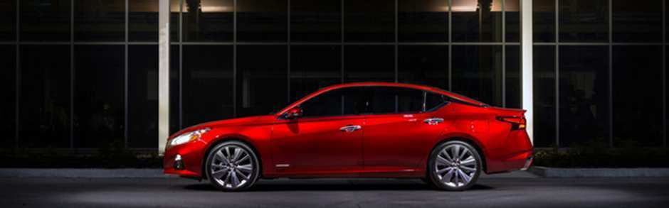 32 The Best Nissan Altima 2019 Horsepower Model