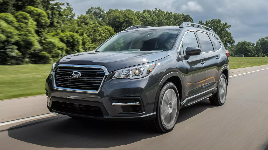 32 The Best Subaru Ascent 2020 Release Date Engine