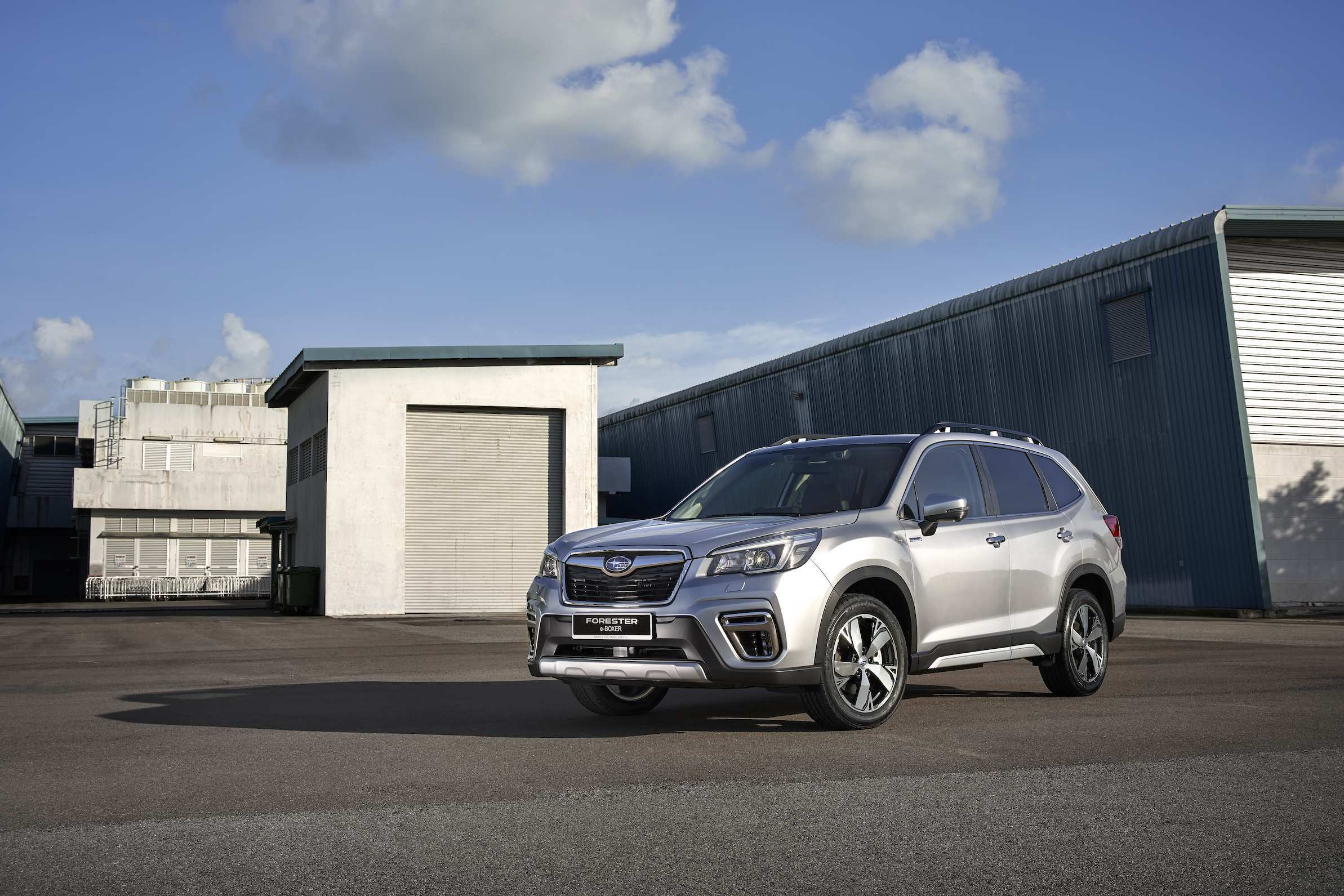 32 The Best Subaru Forester 2019 Hybrid Release Date