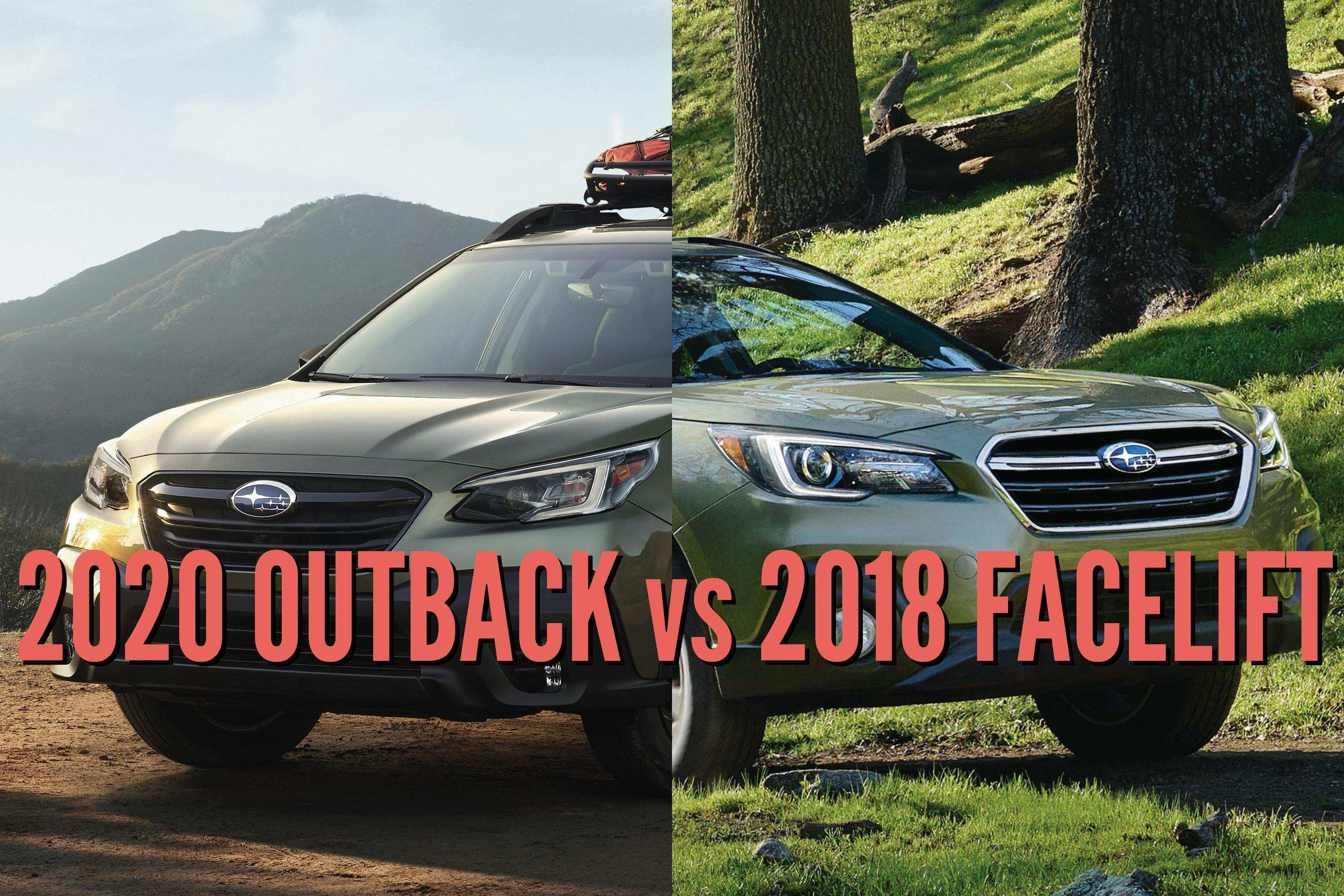 32 The Best Subaru Outback 2019 Vs 2020 Review And Release Date