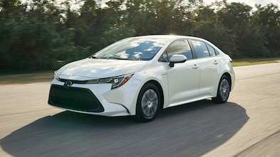 32 The Best Toyota Corolla Hybrid 2020 Review
