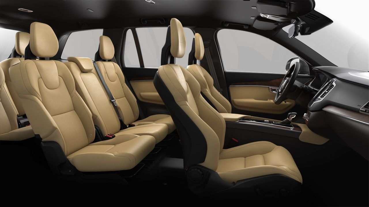 32 The Best Volvo Xc90 2019 Interior Interior