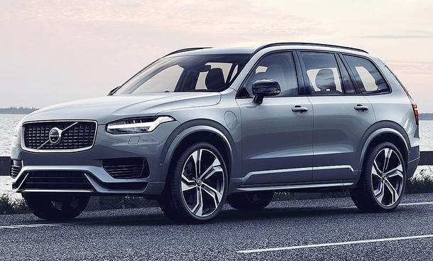 32 The Best Volvo Xc90 Facelift 2019 New Concept