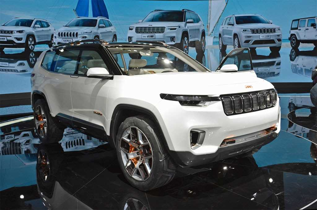 32 The Jeep Models 2020 Spesification