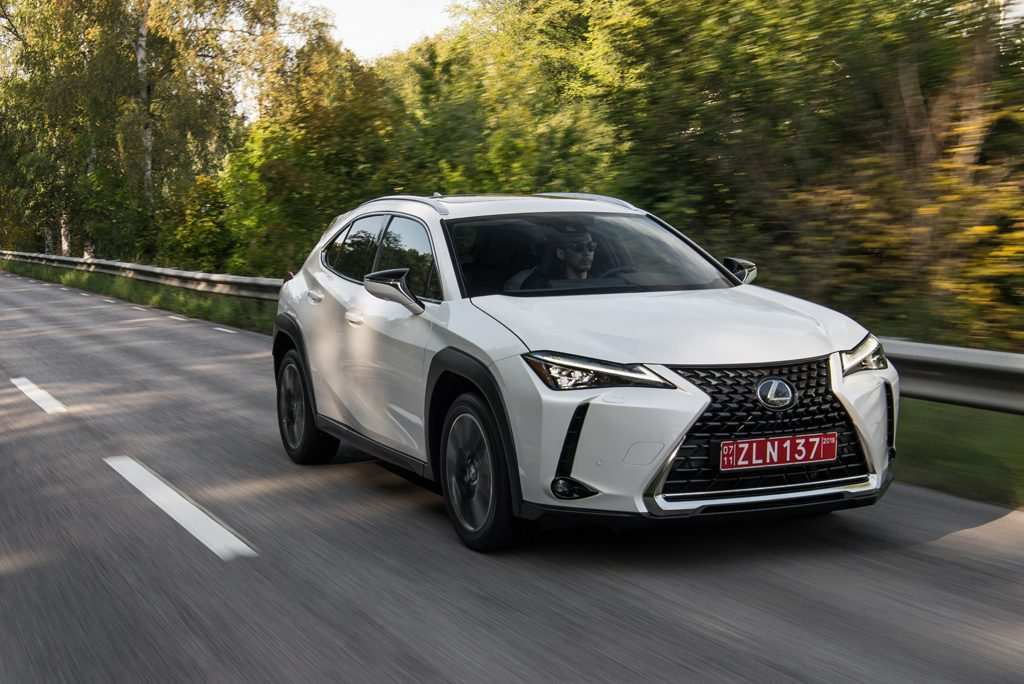 32 The Lexus 2019 Review Release Date And Concept