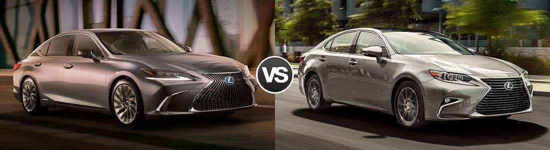 32 The Lexus Es 2019 Vs 2018 Price And Review