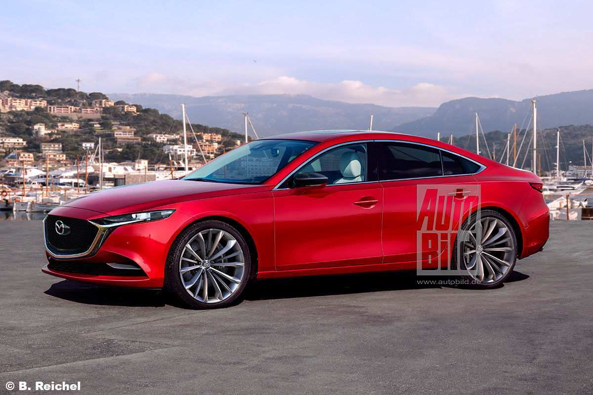 32 The Mazda Mx 6 2020 Rumors