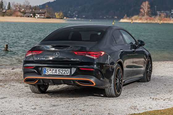 32 The Mercedes Cla 2019 Release Date Concept