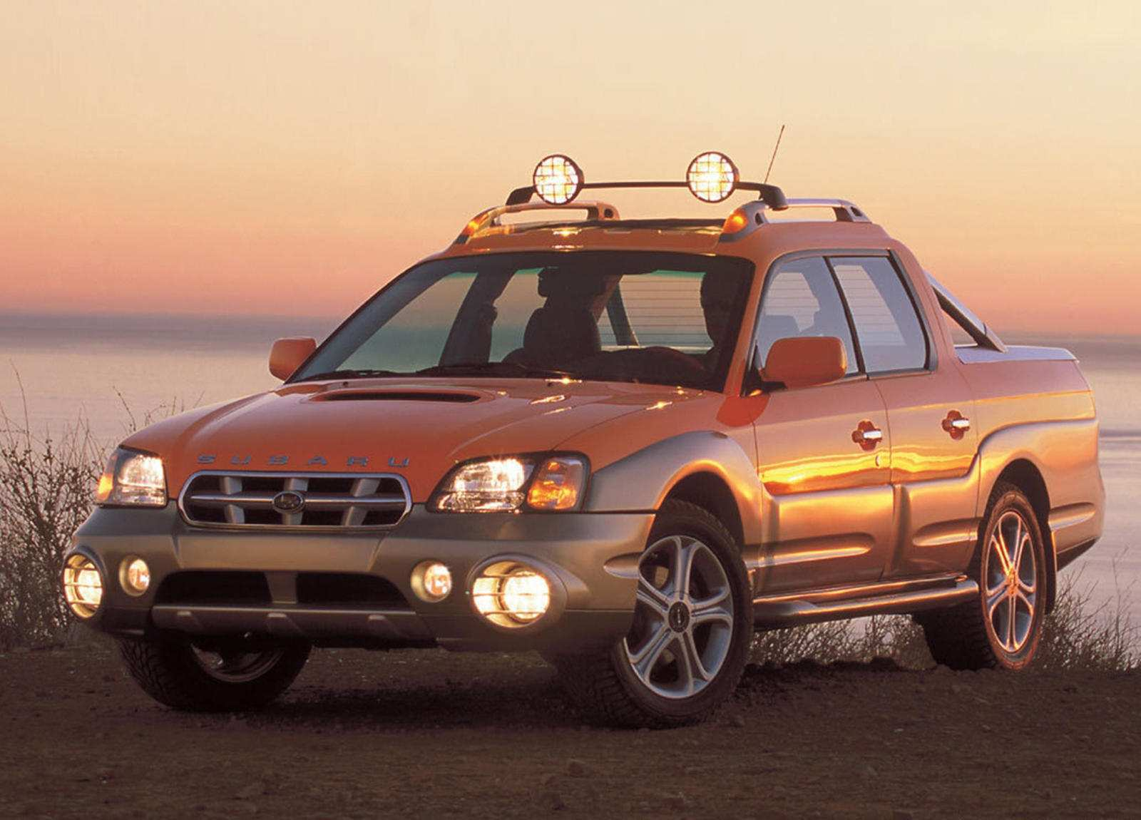 32 The Subaru Baja 2019 Model
