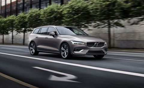32 The Volvo 2019 Station Wagon Performance