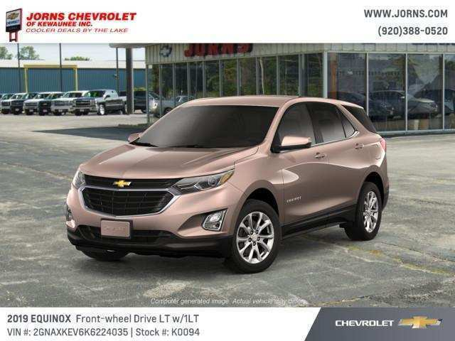 33 A 2019 All Chevy Equinox New Review