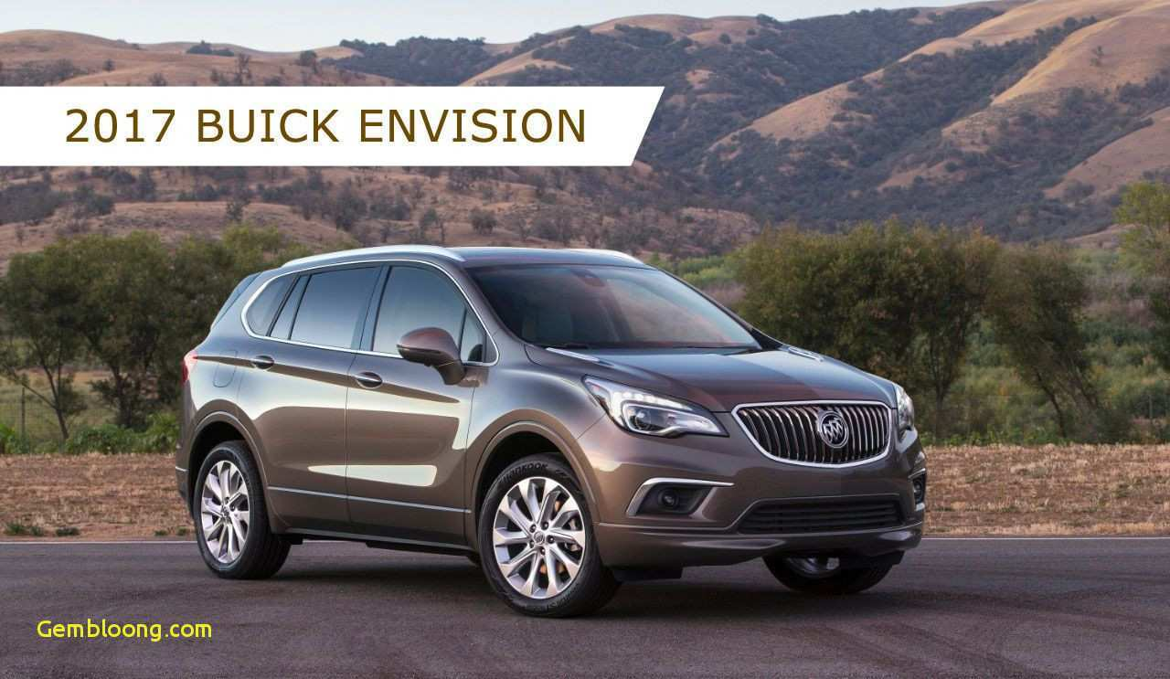 33 A 2019 Buick Enclave Spy Photos Specs