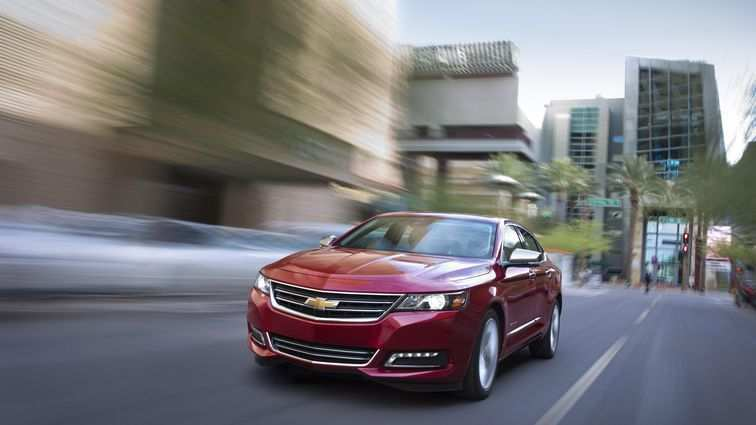 33 A 2019 Chevy Impala SS Style