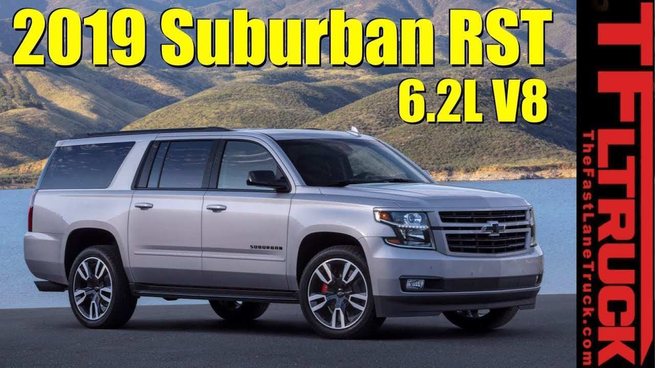 33 A 2019 Chevy Suburban Z71 Pricing