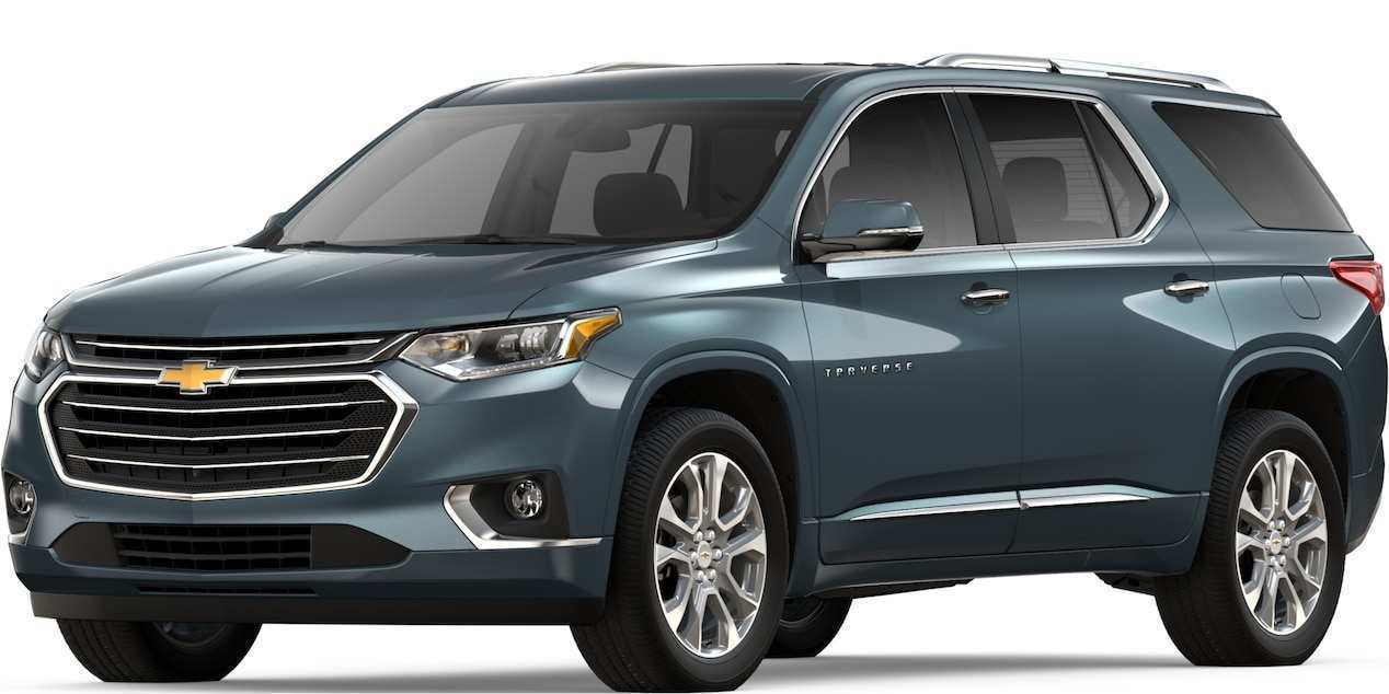 33 A 2019 Chevy Traverse Pictures