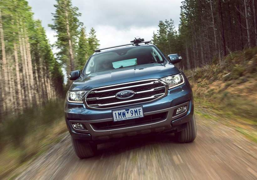 33 A 2019 Ford Everest Release Date