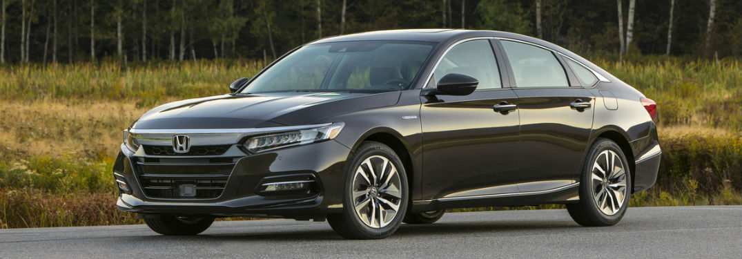 33 A 2019 Honda Accord Hybrid Rumors
