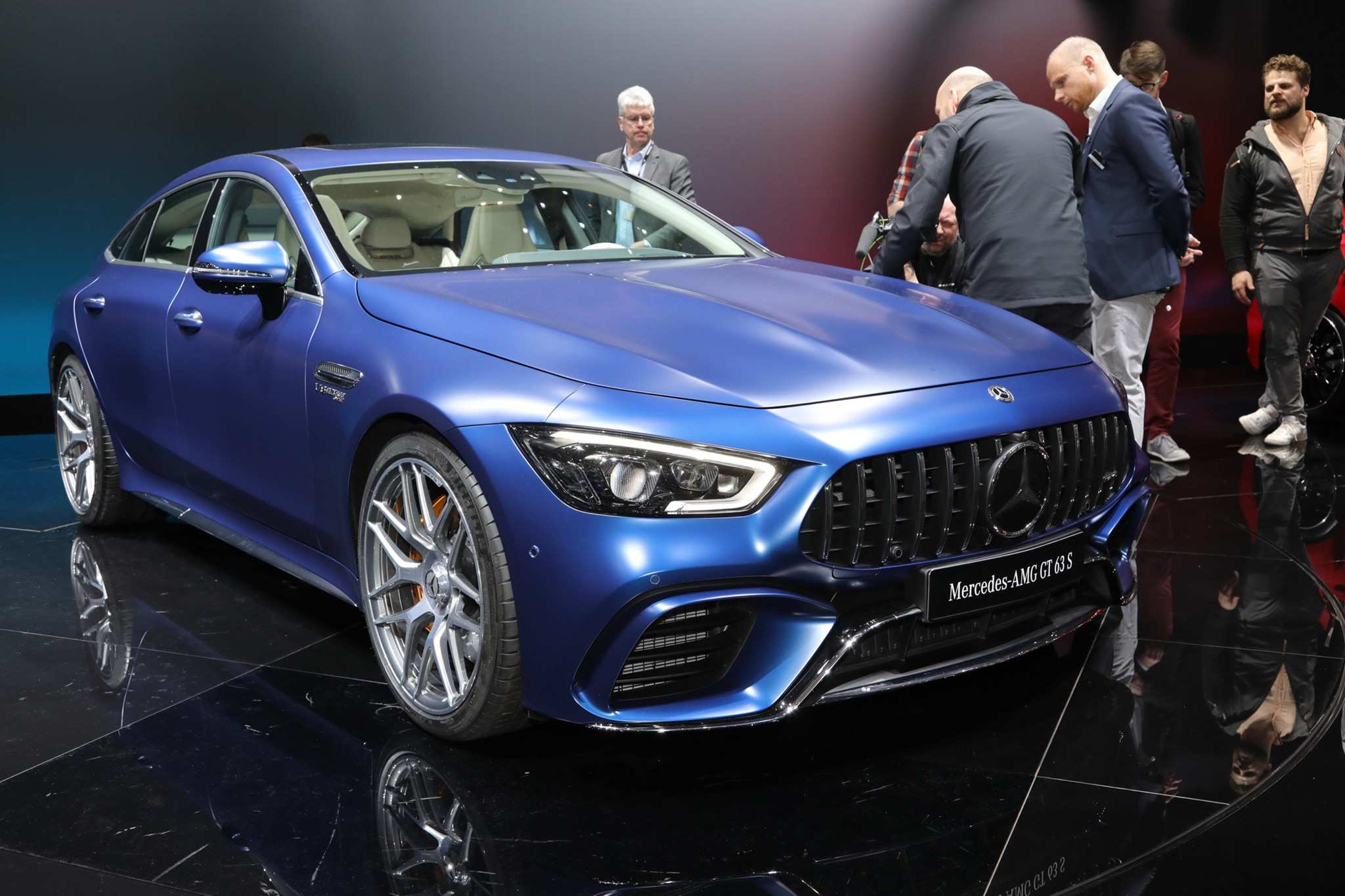 33 A 2019 Mercedes AMG GT Price And Release Date
