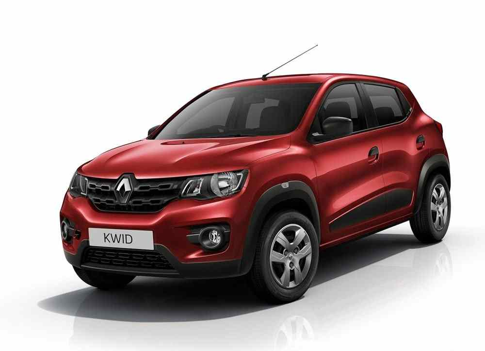 33 A 2019 Renault Kwid Concept