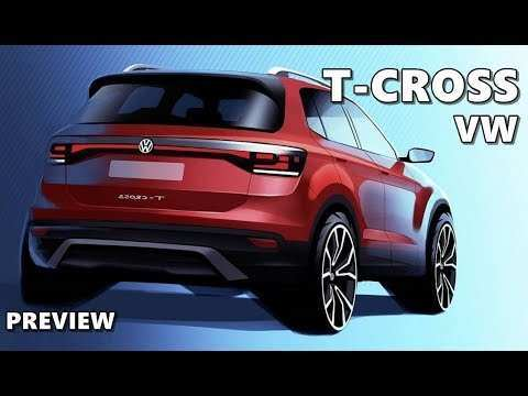 33 A 2019 Volkswagen Cross New Model And Performance