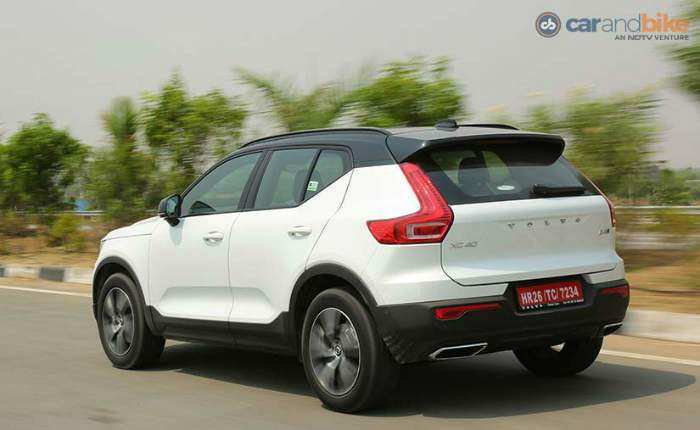 33 A 2019 Volvo Xc40 Owners Manual Release Date
