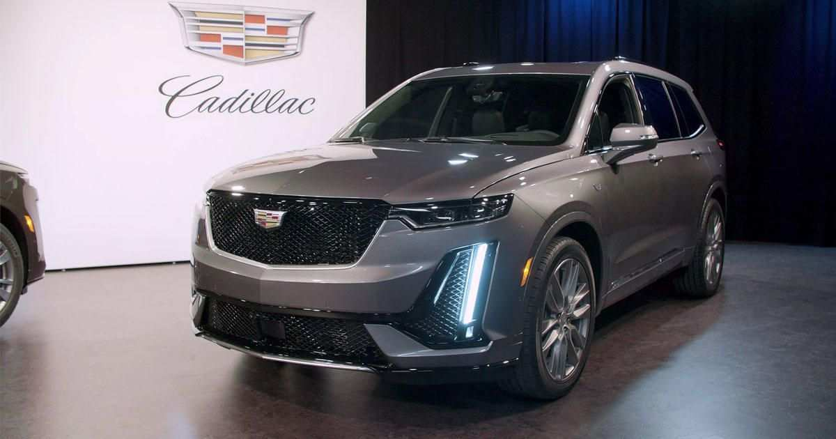 33 A 2020 Cadillac Xt6 For Sale Speed Test