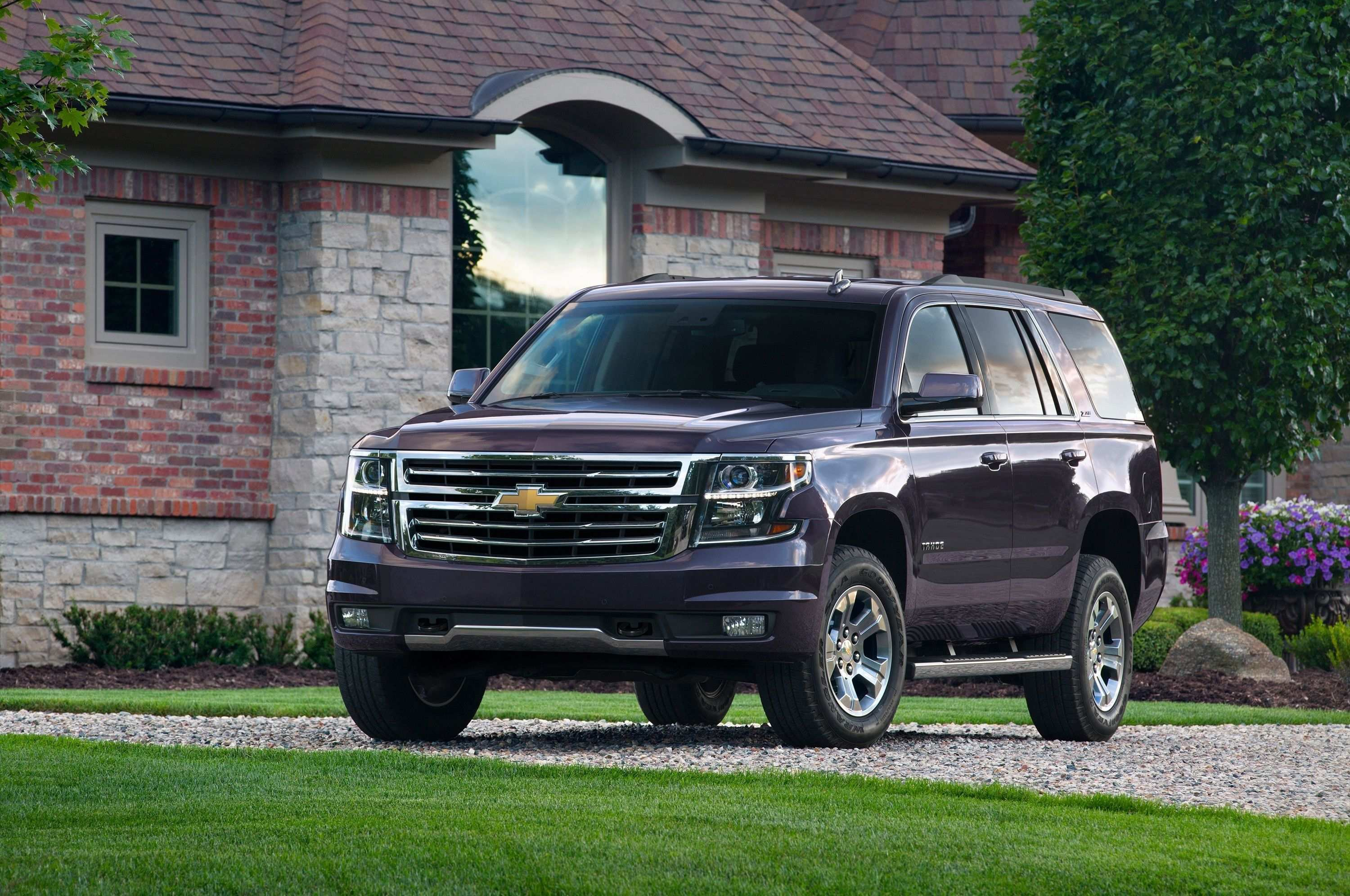 33 A 2020 Chevy Suburban 2500 Z71 Redesign And Concept