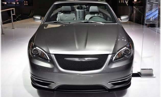33 A 2020 Chrysler 200 Convertible Ratings