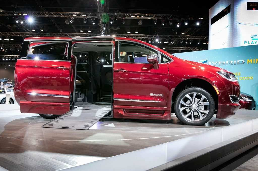 33 A 2020 Chrysler Town Country History