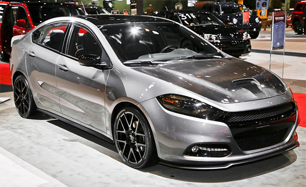 33 A 2020 Dodge Dart SRT Redesign And Review