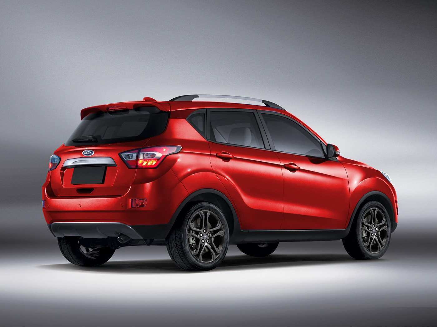 33 A 2020 Ford Ecosport History