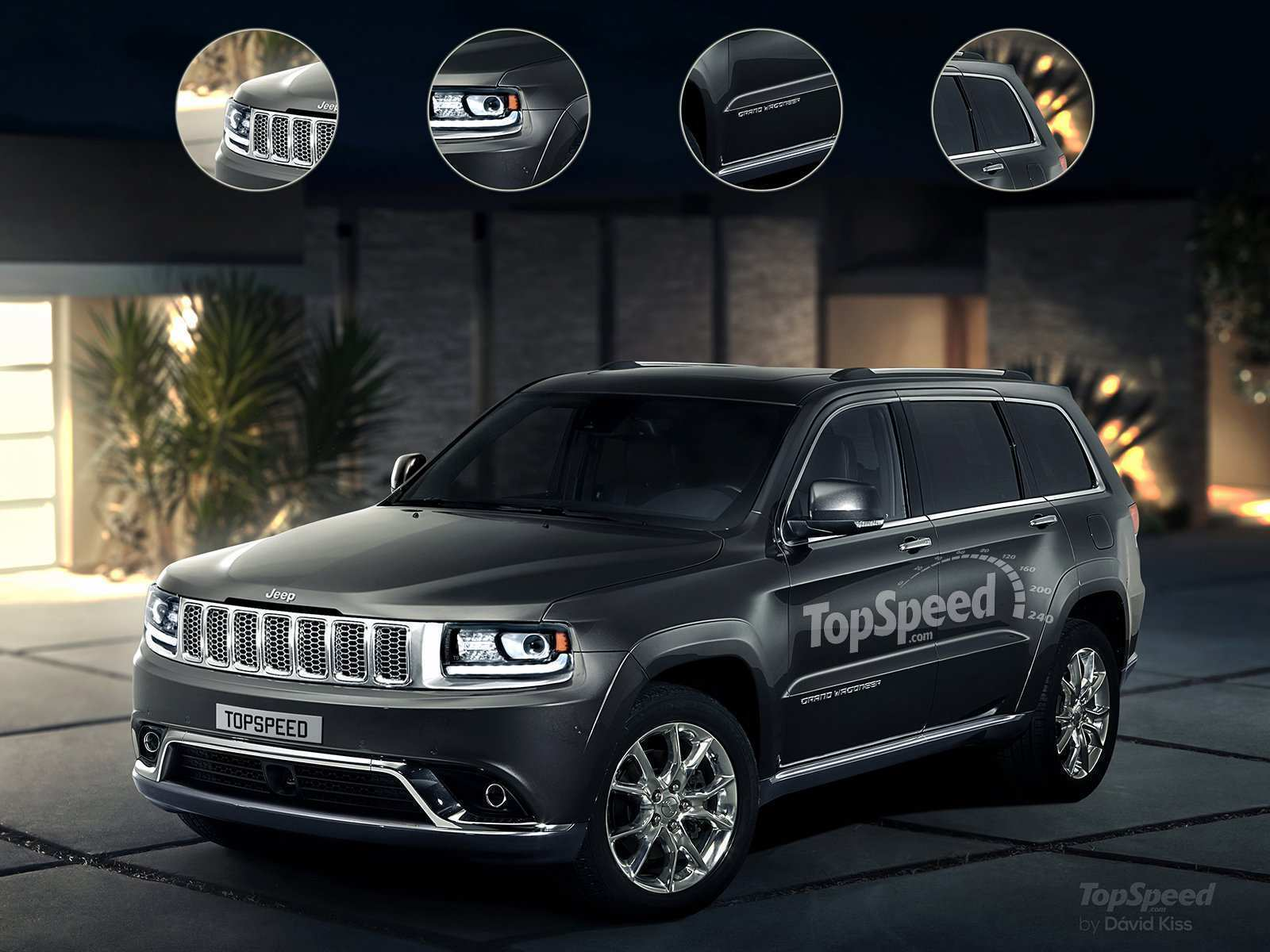 33 A 2020 Jeep Wagoneer Configurations