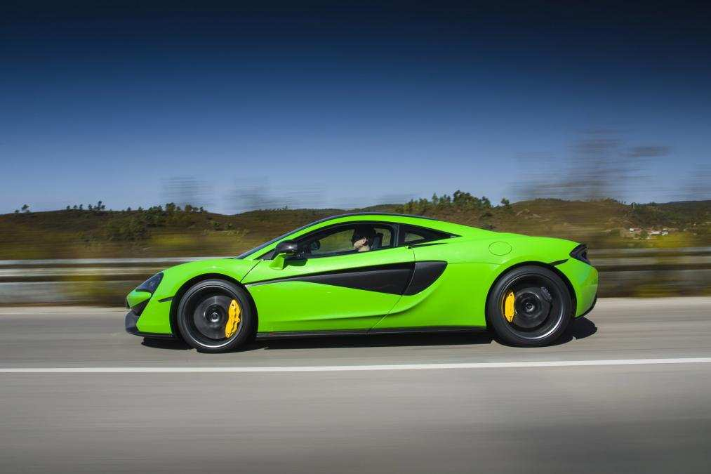 33 A 2020 McLaren 570S Coupe Overview