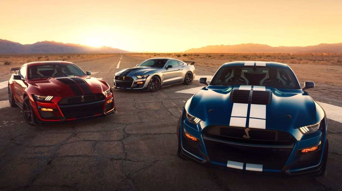 33 A 2020 Mustang Gt500 Research New