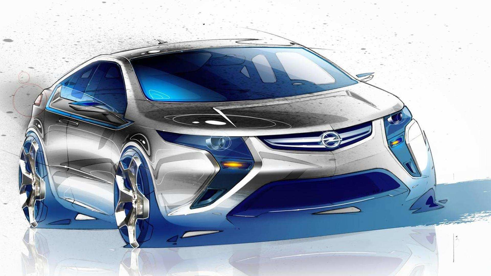 33 A 2020 Opel Ampera Price Design And Review