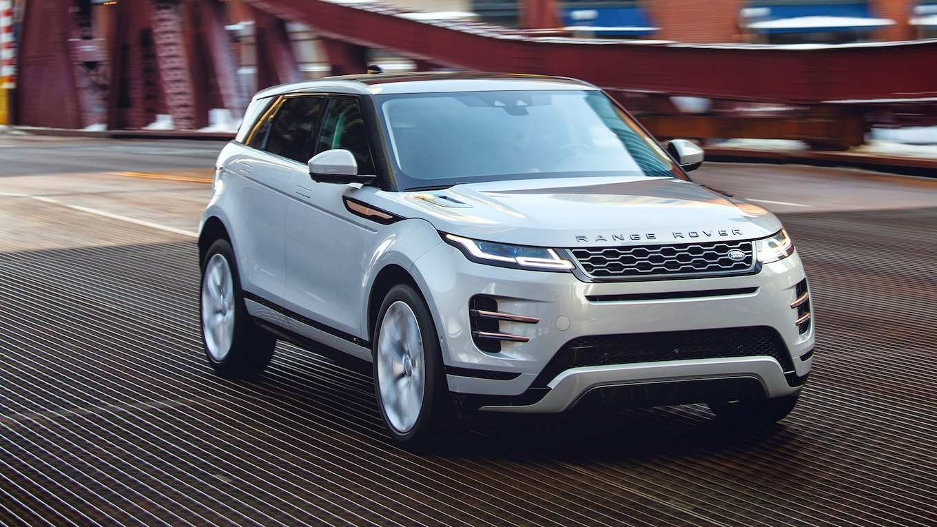 33 A 2020 Range Rover Evoque Xl Overview