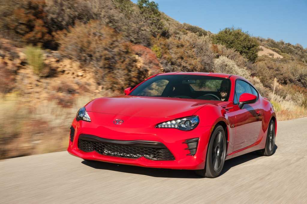 33 A 2020 Subaru BRZ Specs And Review