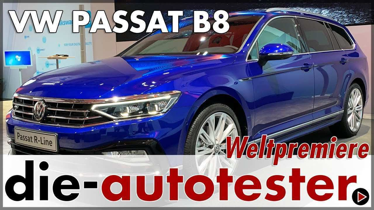33 A 2020 VW Passat Tdi Review And Release Date