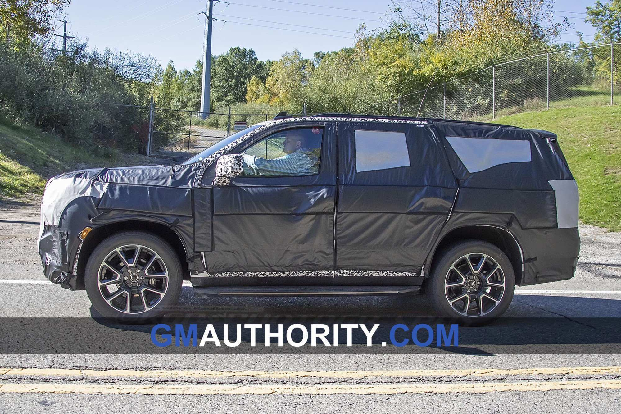 33 A Chevrolet Tahoe 2020 Picture